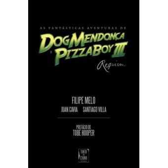 As Extraordinárias Aventuras de Dog Mendonça e Pizzaboy Parte 3