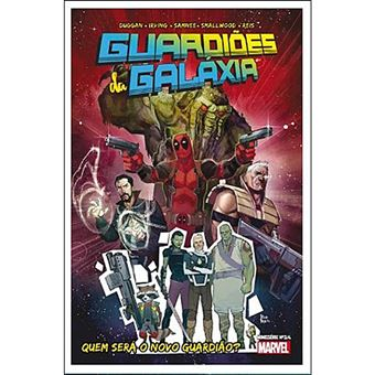 Guardiões da Galáxia: Quem Será o Novo Guardião?