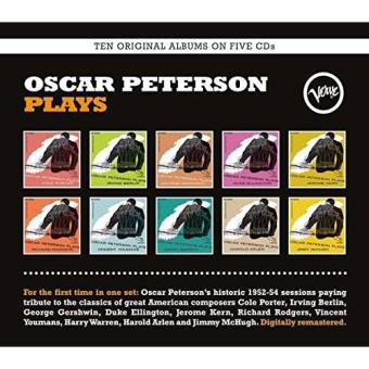 Oscar Peterson Plays - 5CD