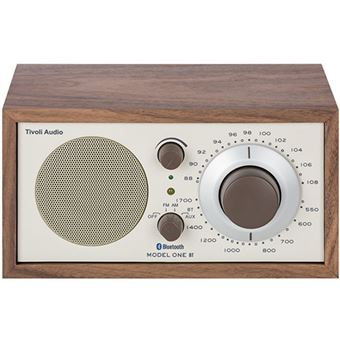 Rádio Bluetooth Tivoli Audio Model One - Nogueira