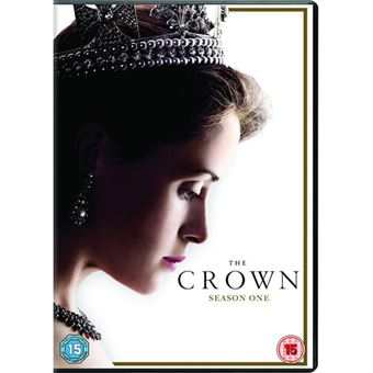 The Crown: Season 1 - 3 DVD Importação