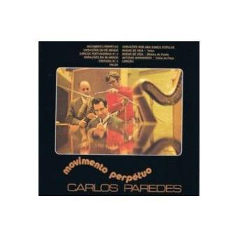 ccd241cdd17 Carlos Paredes - Movimento Perpétuo - CD Álbum - Compra música na ...