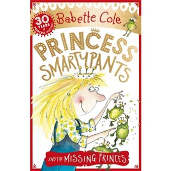 Princess smartypants and the missin