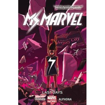 Ms. Marvel Vol 4
