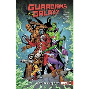 Guardians of the galaxy: mother ent