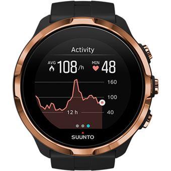 Relógio Desporto Suunto Spartan Sport Wrist HR - Copper Special Edition