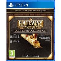 Railway Empire: Complete Collection - PS4
