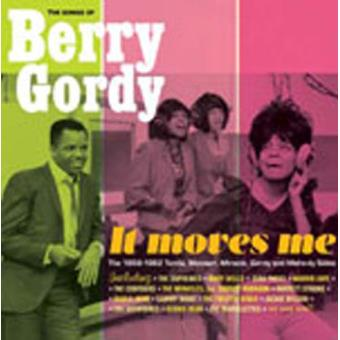 It Moves Me: The Songs Of Berry Gordy 1959-62