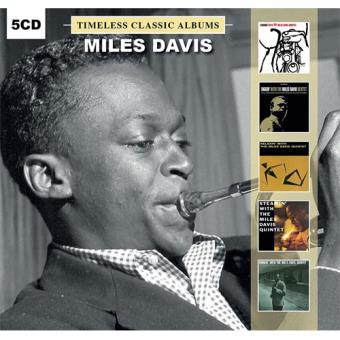 Timeless Classic Albums: Miles Davis - 5CD
