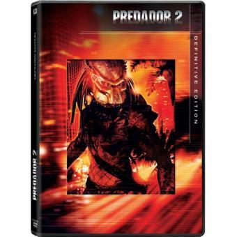 Predador 2 (DVD)