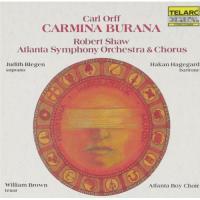Carl Orff: Carmina Burana - CD