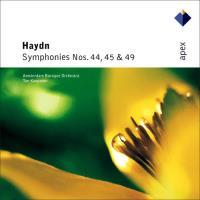 Haydn: Symphonies Nos. 44, 45 & 49 - CD