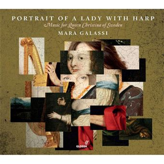Portrait of a Lady with Harp - CD