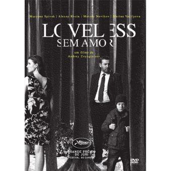 Loveless - Sem Amor - DVD