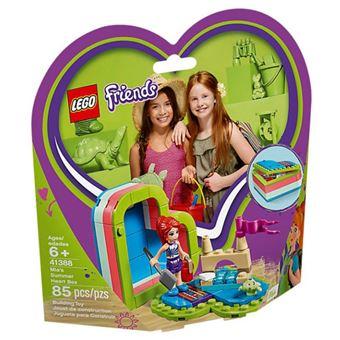 LEGO Friends 41388 A Caixa-Coração de Verão da Mia