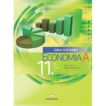 Economia A 11º Ano - Caderno de Atividades