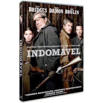 True Grit: Indomável - DVD