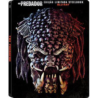 O Predador - Edição Steelbook - Blu-ray