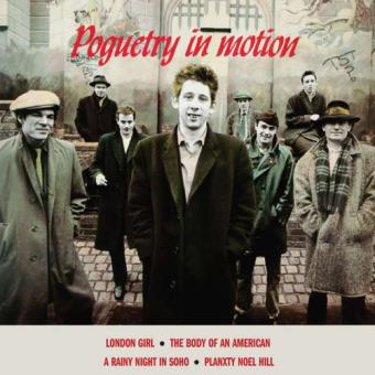 Poguetry In Motion (140g) (Limited Edition) (Red Vinyl)