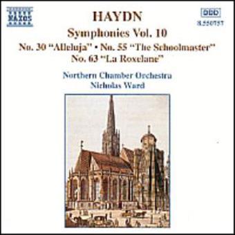 Symphonies Nos.30, 55 &63