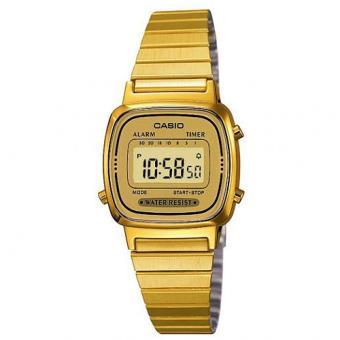 Casio Relógio Collection LA670WEGA-9EF (Dourado)