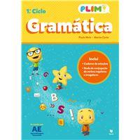 Plim! Gramática - 1º Ciclo