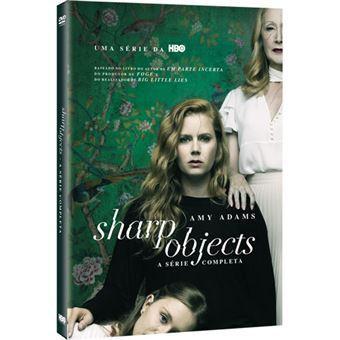 Sharp Objects - A Série Completa - 2DVD