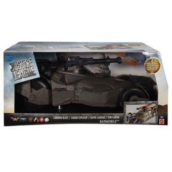 DC Justice League Batmobile - Mattel