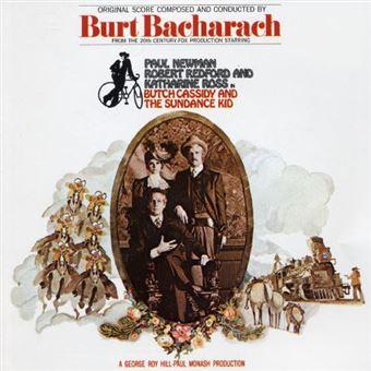 Butch Cassidy & Sundance Kid - CD