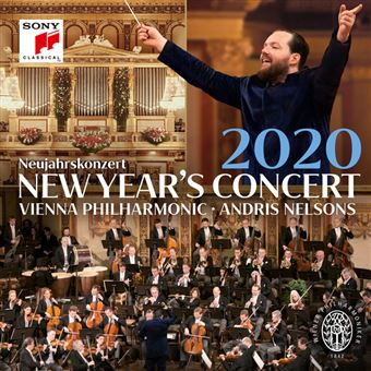 New Year's Concert 2020 - 2CD