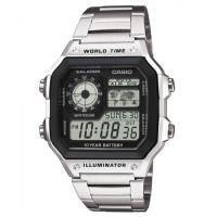 Casio Relógio Collection AE-1200WHD-1AVEF (Prateado)