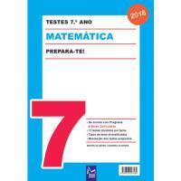 Prepara-te! Testes de Matemática 7º Ano 2018