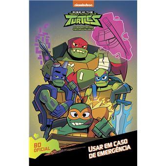 O Despertar das Tartarugas - Usar em Caso de Emergência
