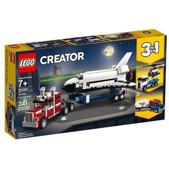 LEGO Creator 31091 Transportador de Vaivém Espacial