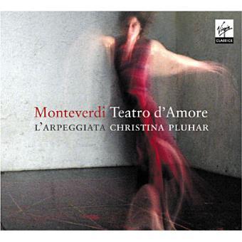Monteverdi   Teatro D'amore
