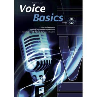 Voice Basics (CD+Livro)