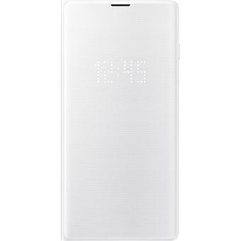 Capa Samsung Led View para Galaxy S10 - Branco