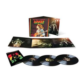 Live! (180g) (Limited-Deluxe-Edition) (3LP)