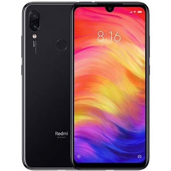 Smartphone Xiaomi Redmi Note 7 - 128GB - Black