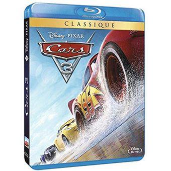 Cars 3 - Blu-ray Importação