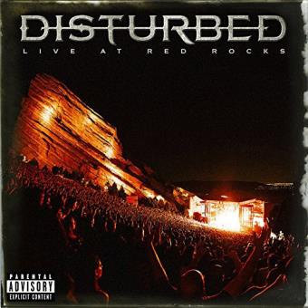 Disturbed - Live At Red Rocks (2LP)