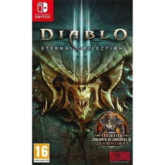 Diablo III - Eternal Collection - Nintendo Switch