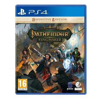 Pathfinder: Kingmaker - Definitive Edition - PS4