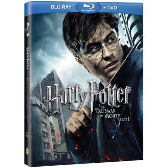 Harry Potter e os Talismãs da Morte: Parte 1 (Blu-ray + DVD)