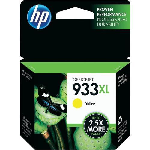 TINT HP Nº933XL AMARELO  -CN056AE