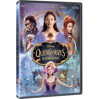 Quebra-Nozes e os Quatro Reinos - DVD