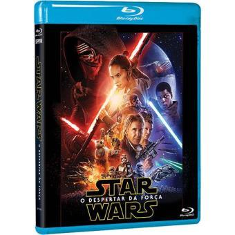 Star Wars: O Despertar da Força (2 Blu-ray's)