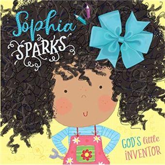 Sophia sparks: god's little invento