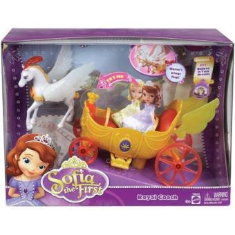 Carruagem Princesa Sofia
