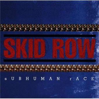 Subhuman Race - CD